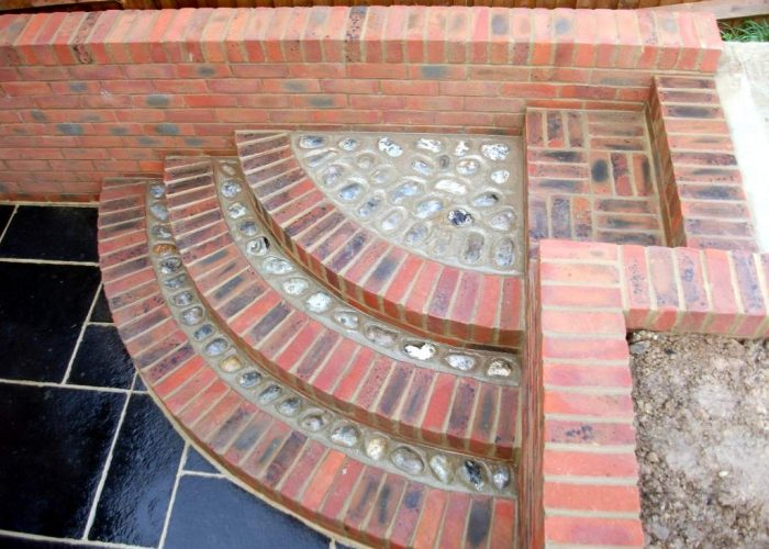 feature brickwork, We Are Ram Construction