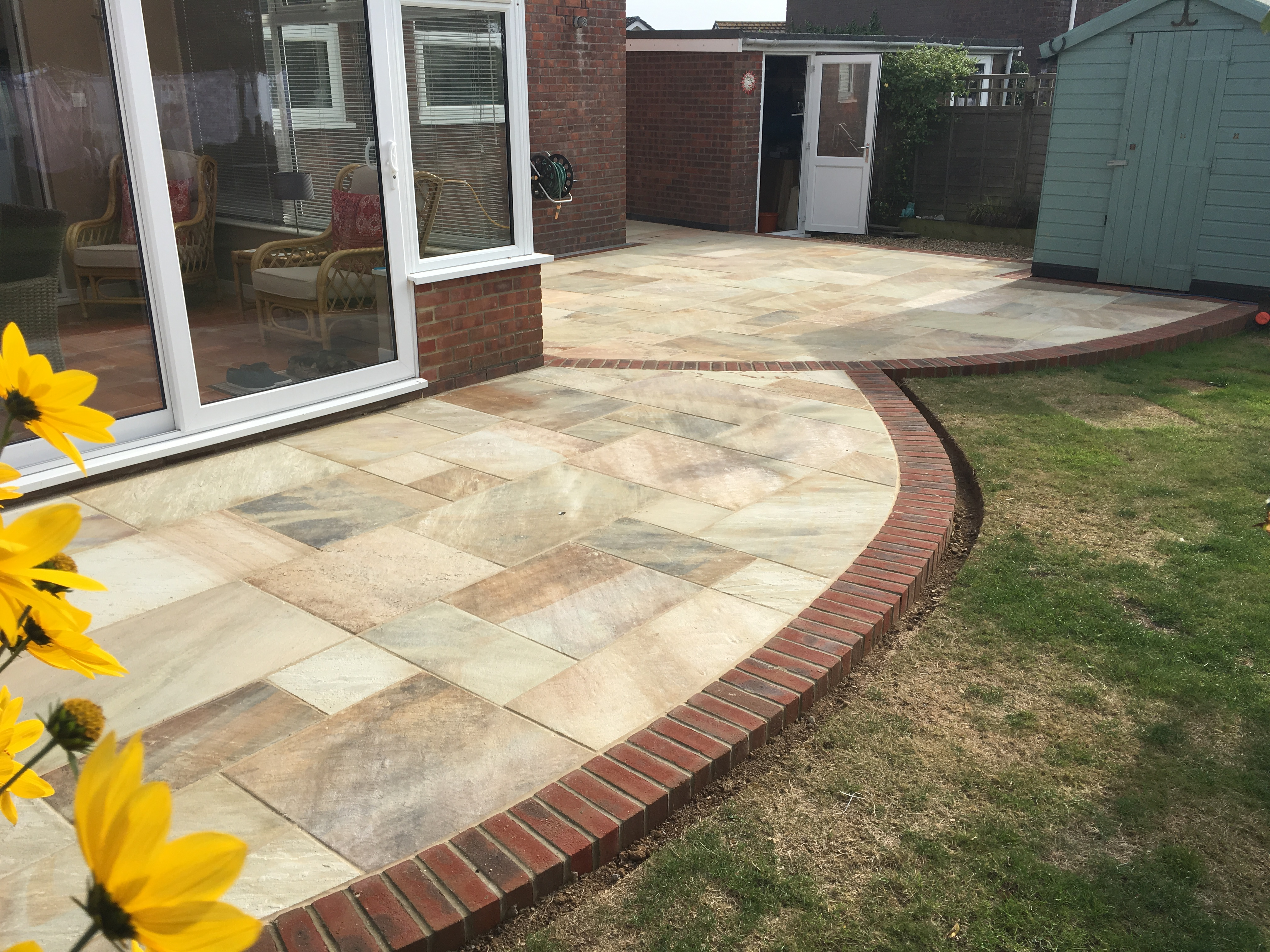 Garden Patio Ideas and Trends for 2021