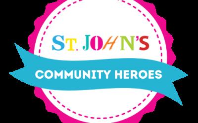Sponsoring St John's School in Seaford – Jan 2021