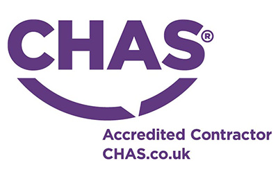 Accredited Contractor CHAS.co.uk